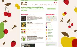 Stránka na-ovoce.cz je k nezaplacení. Mapuje volně rostoucí užitečné stromy, keře a byly po celé vlasti české. Foto: Sláma v botách