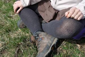 Foto: Sláma v botách